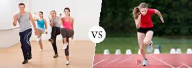 Aerobic Exercise vs Anaerobic Exercise