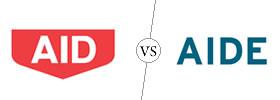 Aid vs Aide