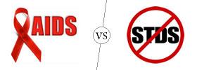 AIDS vs STDs