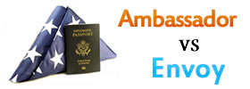 Ambassador vs Envoy