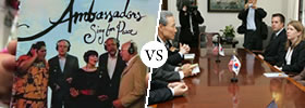 Ambassador vs High Commissioner