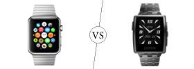 Apple Watch vs Pebble Steel