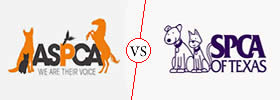 ASPCA vs SPCA