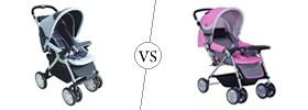 Baby Pram vs Baby Stroller