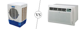 Cooler vs Air Conditioner