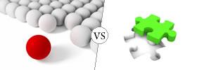 Differentiation vs Integration