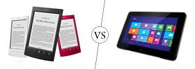 E-reader vs Tablet