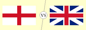 England vs Great Britain