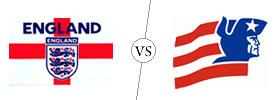 England vs New England