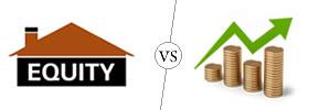 Equity vs Stock