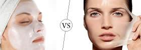 Facial vs Face Mask