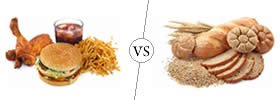Fats vs  Carbohydrates