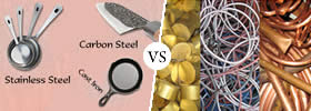 Ferrous vs Non-Ferrous Metal