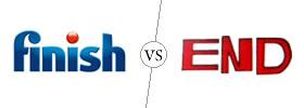 Finish vs End