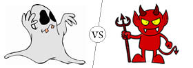 Ghost vs Devil