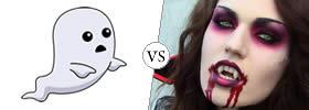 Ghost vs Vampire