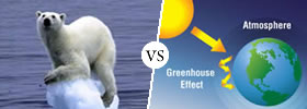 Global Warming vs Greenhouse Effect