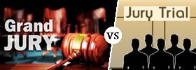 Grand Jury vs Trial Jury