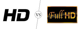 HD vs Full HD