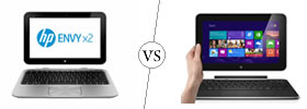 HP Envy X2 vs Dell XPS 10 Tablet