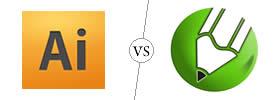 Illustrator vs CorelDraw