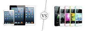iPad vs iPod Touch