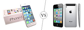 iPhone 6 vs iPhone Air