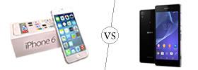 iPhone 6 vs Sony Xperia Z2