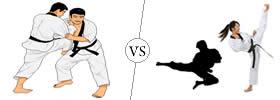 Judo vs Taekwondo