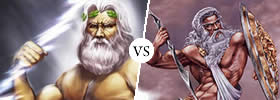Jupiter vs Zeus