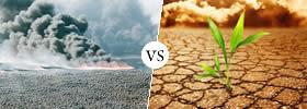 Land Pollution vs Soil Pollution