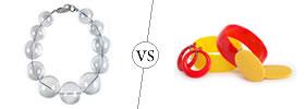 Lucite vs Plastic