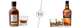 Malt Whisky vs Grain Whisky