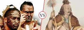 Maori vs Pakeha Cultures