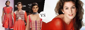 Model vs Supermodel