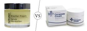 Moisturizer vs Cream