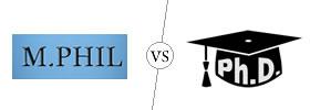 MPhil vs Ph.D.