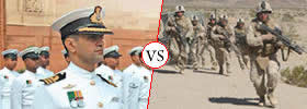 Navy vs Marines