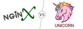 Nginx vs Unicorn
