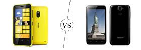 Nokia Lumia 620 vs Karbonn Titanium S5