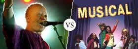 Opera vs Musical