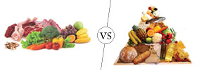Paleo Diet vs Mediterranean Diet