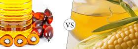 Palm Oil vs Corn Oil