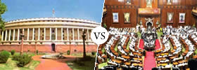 Parliament vs Legislative Assembly