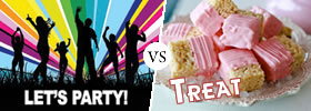 Party vs Treat