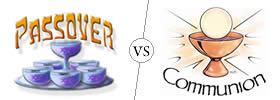 Passover vs Communion