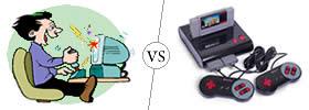 PC Games vs Console Games