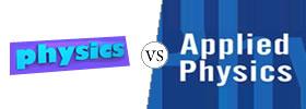 Physics vs Applied Physics