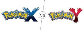 Pokémon X vs Y