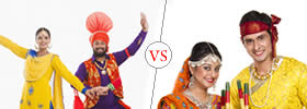 Punjabi vs Gujarati